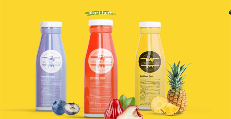 Template toko online Wp Smartic